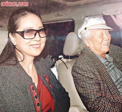 Ужин 22 декабря - Лин Фенг Цзяо и Чарльз