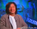 Jackie Chan Tuxedo Interview